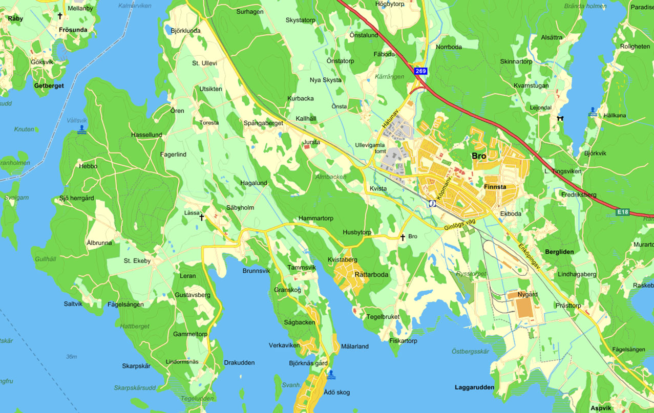 rösaring karta Rösaring rösaring karta